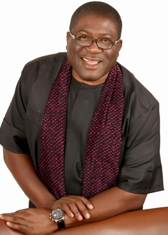 Imo Deputy Governor, Prince Eze  Madumere