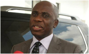 Amaechi Chibuike (Minister of Transportation)