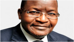 Prof Umar Garba Danbatta, Executive Vice Chairman and Chief Executive, Nigerian Communications Commission