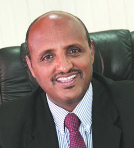 Tewolde Gebremariam, Group CEO, Ethiopian Airlines