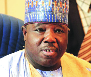 Ali Modu Sheriff, PDP Chairman