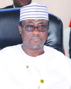 Dr Maikanti Baru, Group Managing Director, NNPC