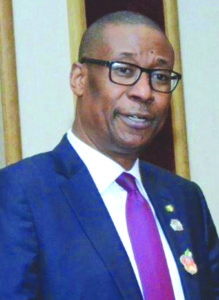 Dr Okechukwu Enelamah, Minister of Industry, Trade & Investment
