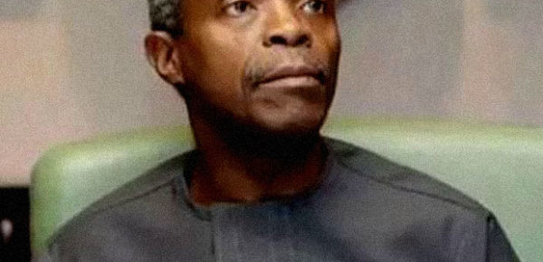 Business Support Services, MSMEs must be sustained – Osibanjo