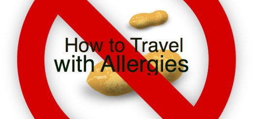 How to Travel with Allergies, www.theeducationaltourist.com