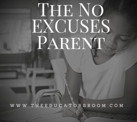 The No EXCUSES Parent