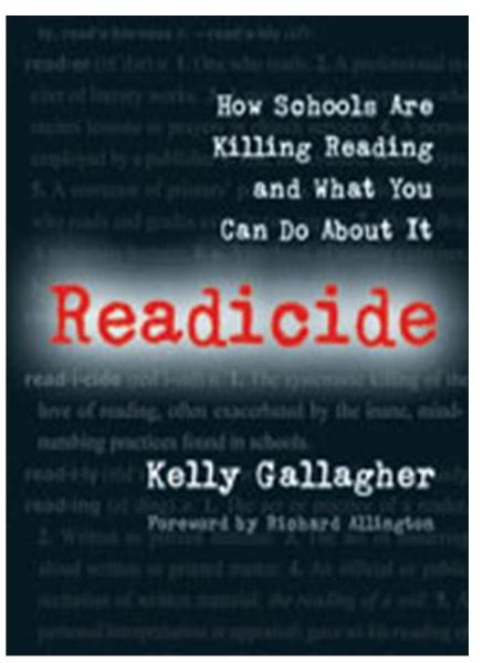 How Readicide Has Changed My Teaching and Purchasing Practices