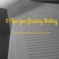 6 Tips for Grading Writing