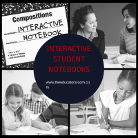 Interactive Student Notebooks - My Mathematical Lifesaver