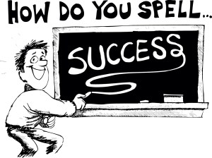 spell success iclip 300x224 Successful People Who Can't Spell