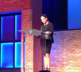 Soledad O'Brien opening ISTE2015