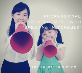 Advice For ESOL Teachers- Professional