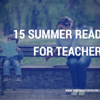 15 Summer Reads for Teachers
