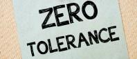 Zero Tolerance For Zero Tolerance