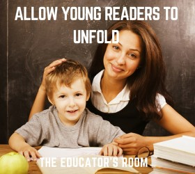 Allow young Readers to unfold