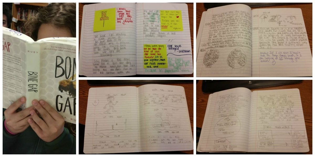 Using Reader's Notebooks in Middle School