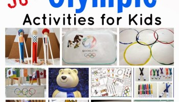Winter Olympics Themed Books