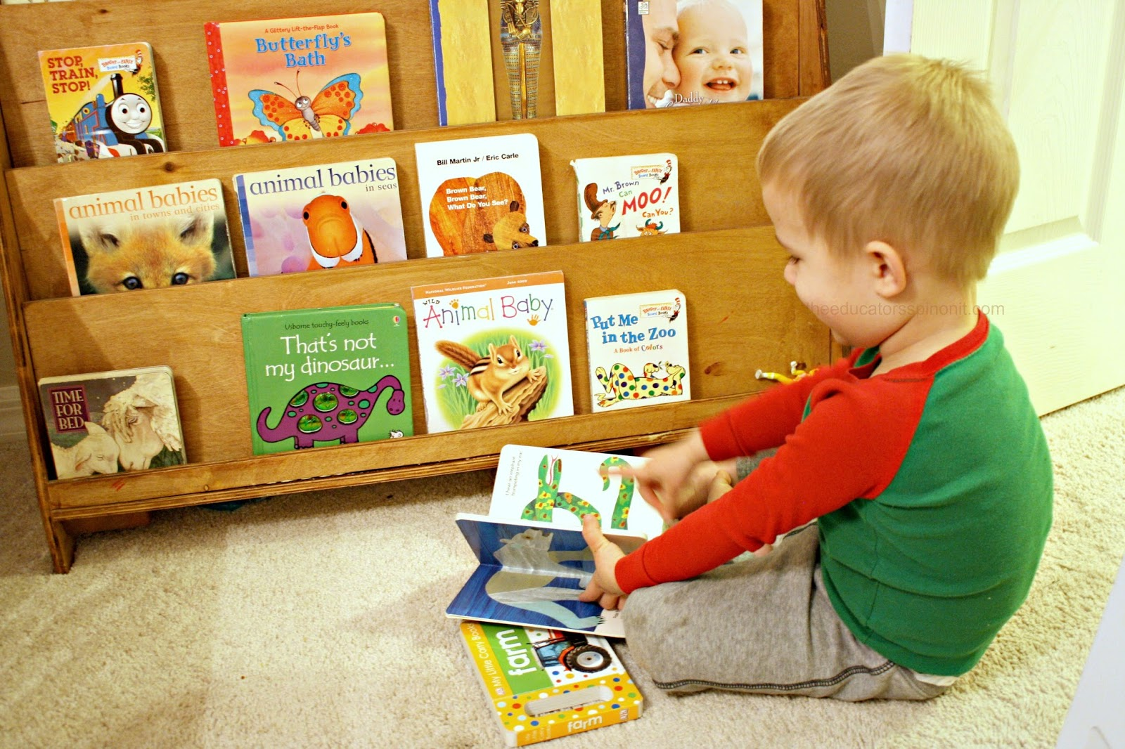 Activity Books For Toddlers Selecting Limiting And Displaying Books For Toddlers
