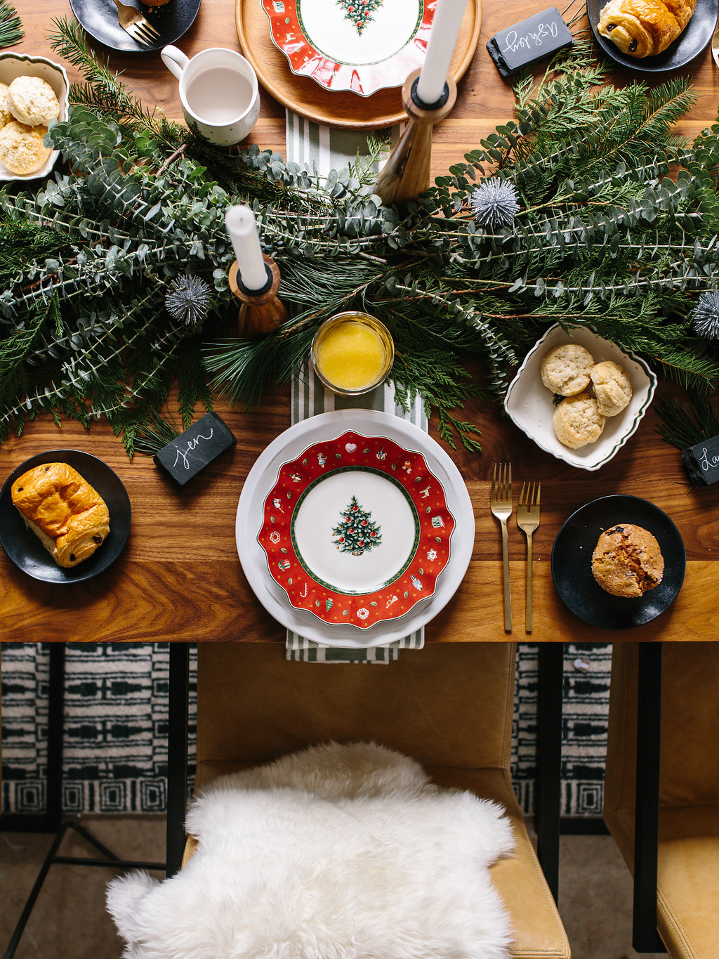 Villery Und Boch A Fresh Take On Traditional Christmas Dishes With Villeroy Boch