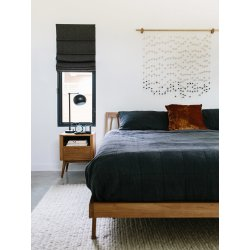 Small Crop Of Mid Century Modern Bed