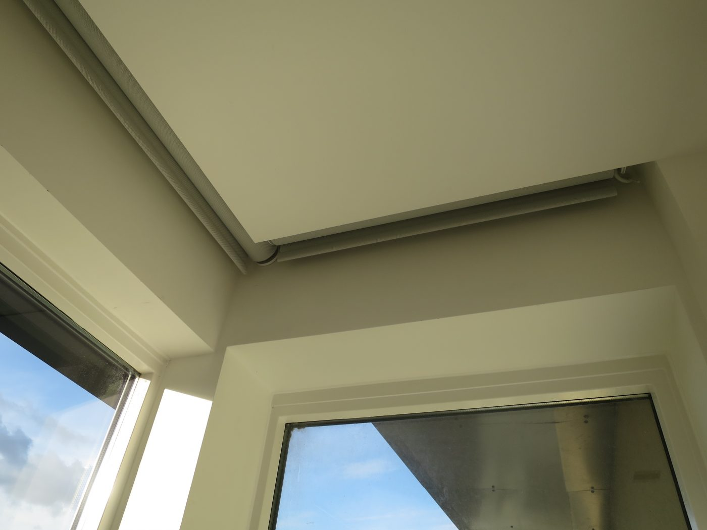 Featured Project Hardwired Roller Blinds The Electric