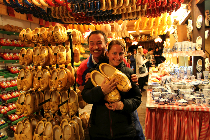 Amsterdams Museum Cheese & Clogs In Amsterdam (& Being The 'short, Single