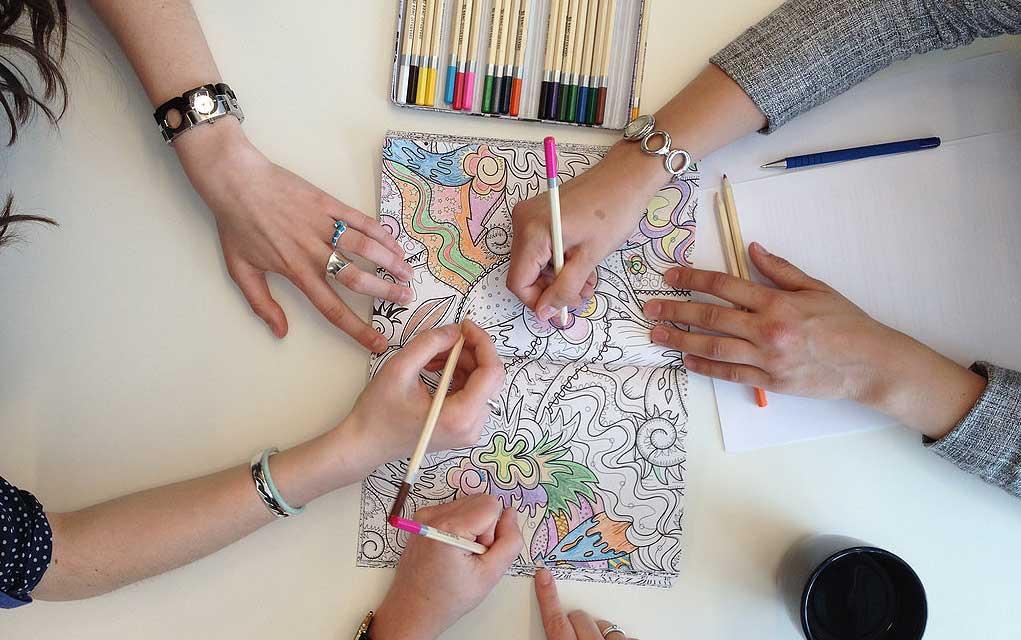 10 Awesome Coloring Books For Adults To Relieve Stress Like Nothing