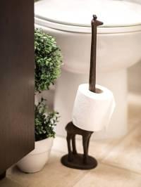 10 UNIQUE Toilet Paper Holder Designs That Your Bathroom ...