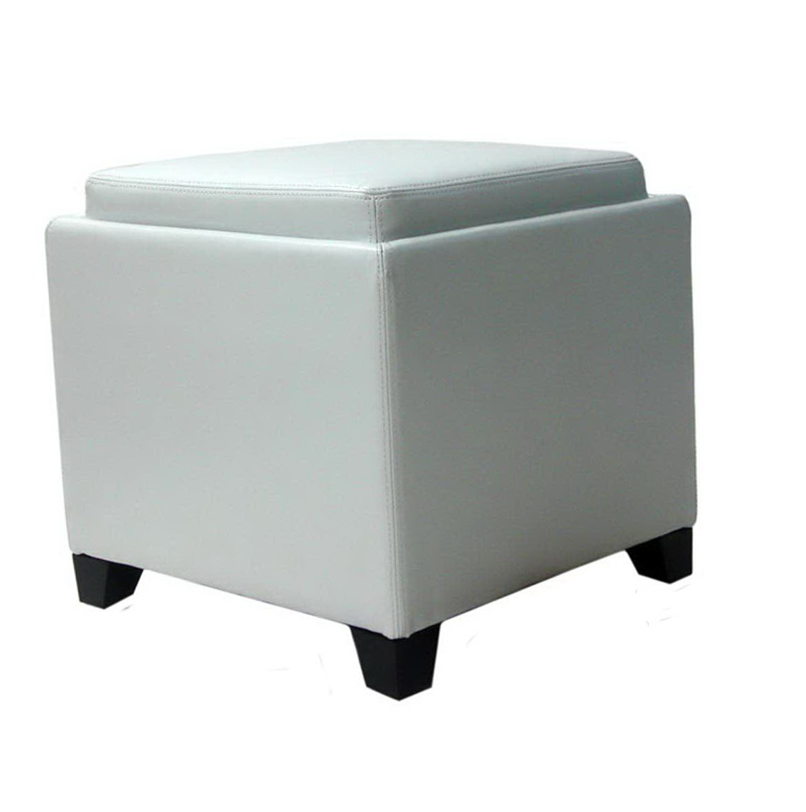 White Ottoman Canada White Storage Ottoman Ikea Home Design Ideas