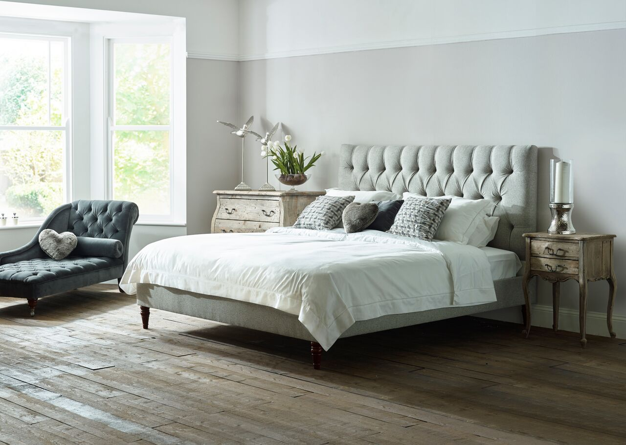 How Big Is A Super King Bed Super King Size Beds Fabric Upholstered Divan Sleigh On Legs More