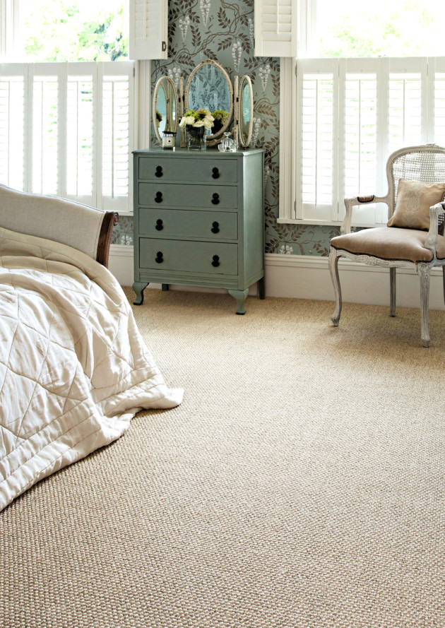 Bedroom Flooring Choices Guide To Natural Flooring Choices - The English Home