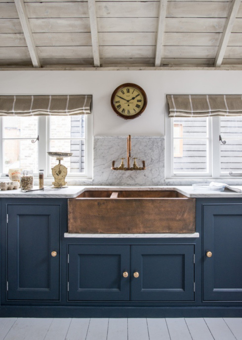 Ikea Cabinet Hinges How To Achieve A Georgian-style Kitchen - The English Home