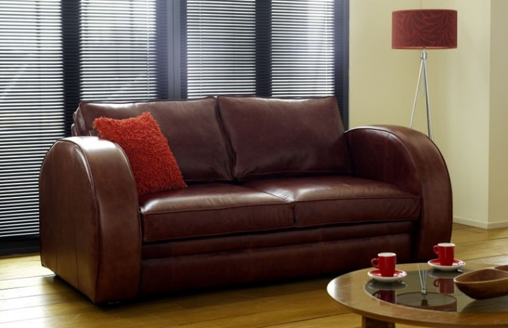 Art Deco Style Sofas Art Deco Sofa | Leather Sofas