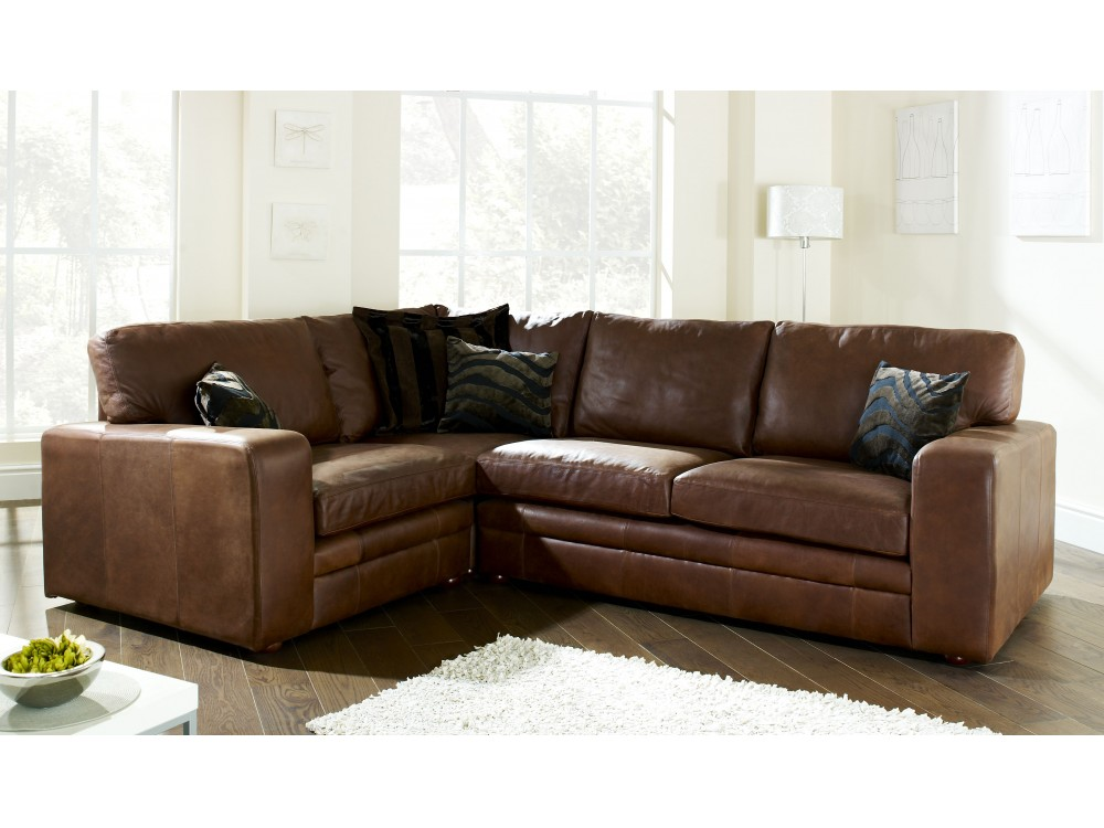 Sofas Leder The English Sofa Company | The Modular Leather Corner Sofa