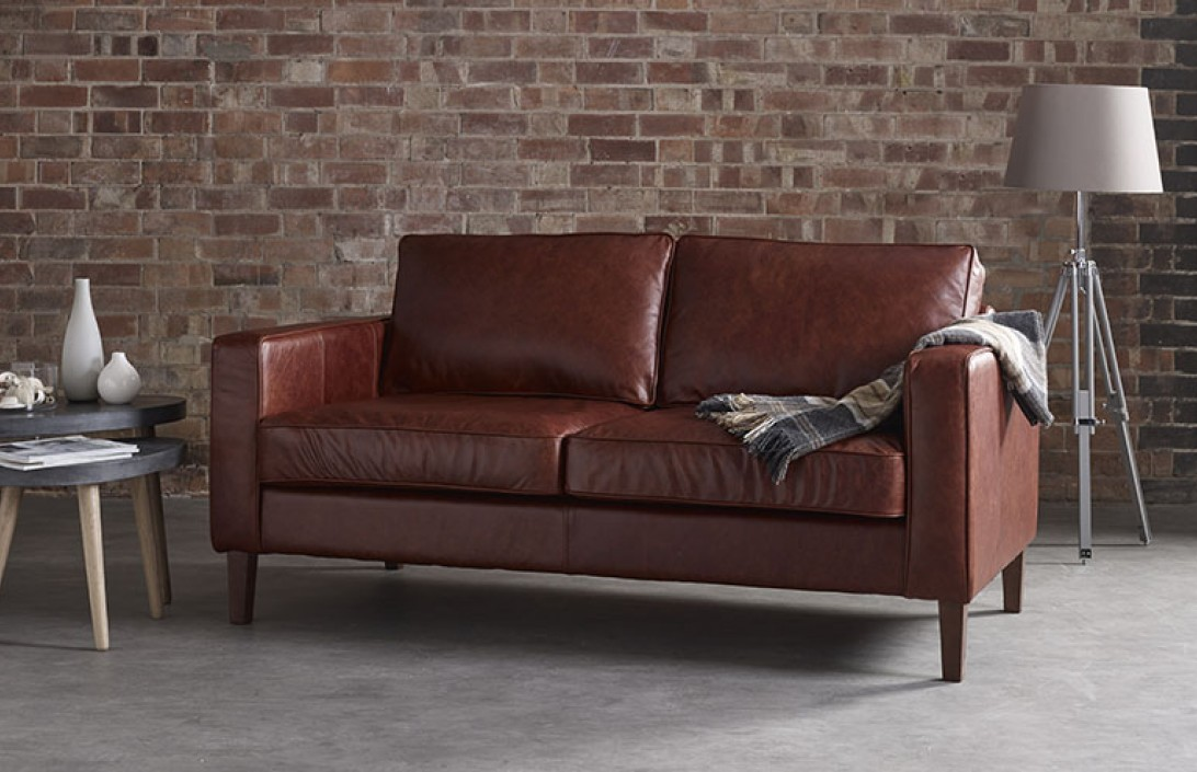 Sofas Leder Drake Simple Sofa | Leather Sofas