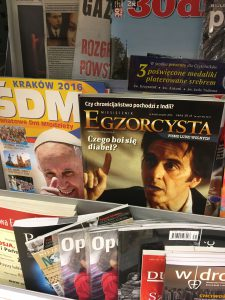 Skepticism Monthly in Poland