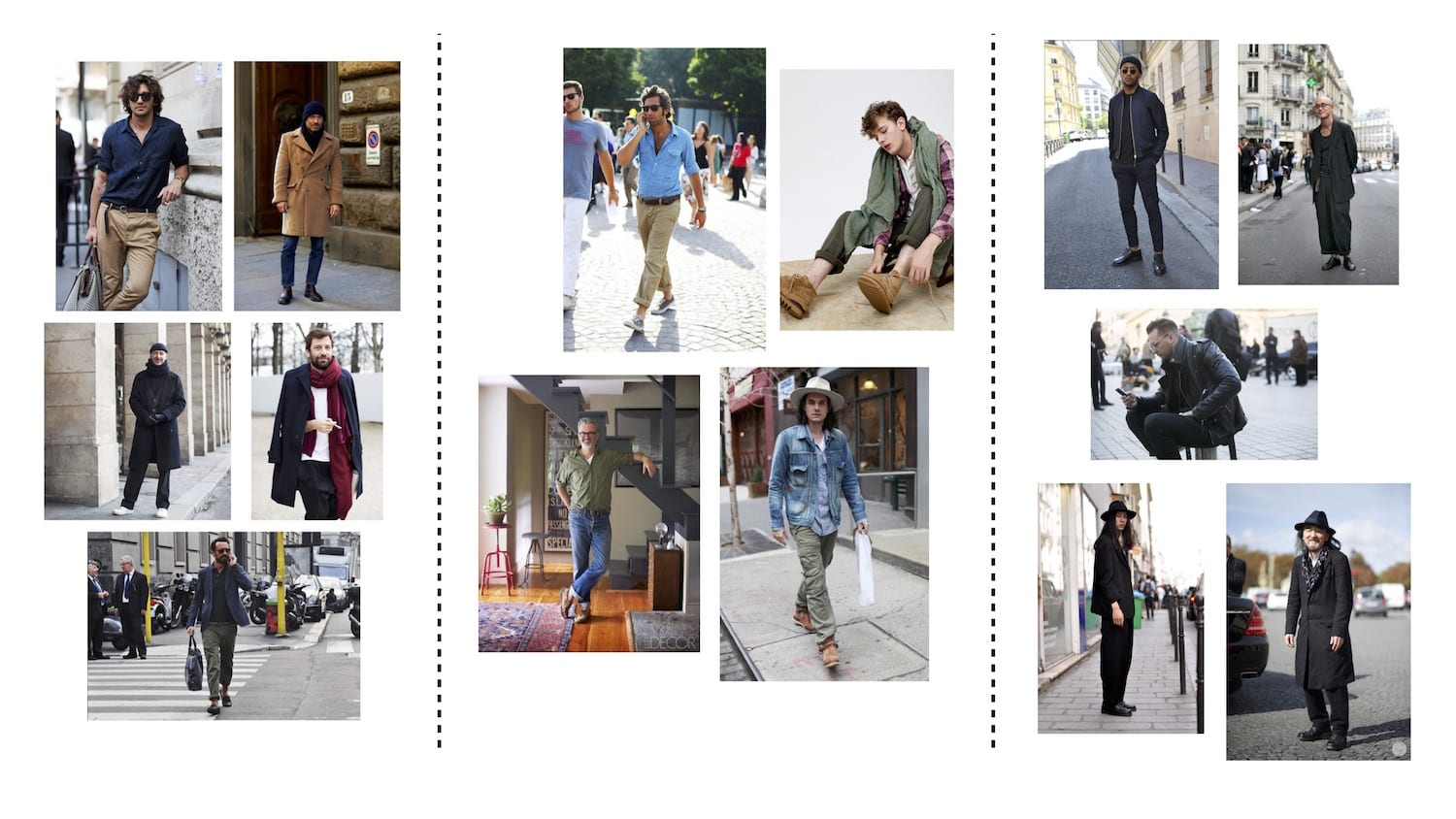 Combinations clothes mens dress color How To