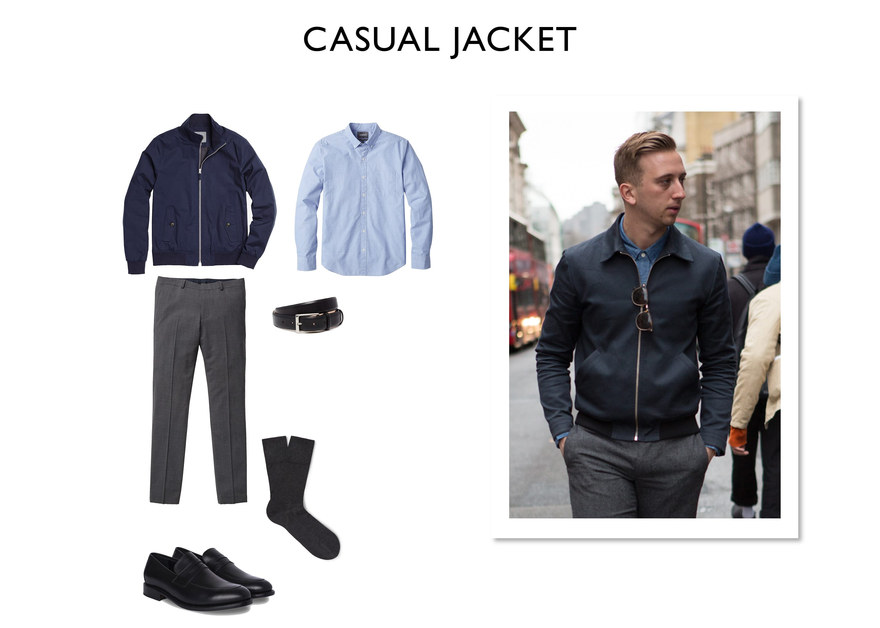 Outfit Business Casual The Ultimate Guide To Business Casual Style For Men