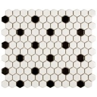 hex floor tile