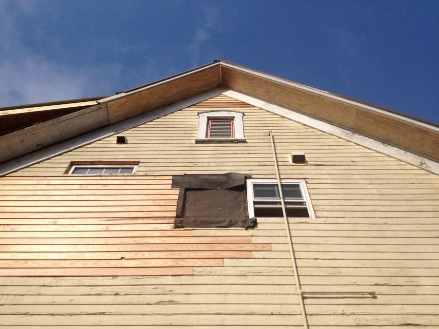 grout kitchen window