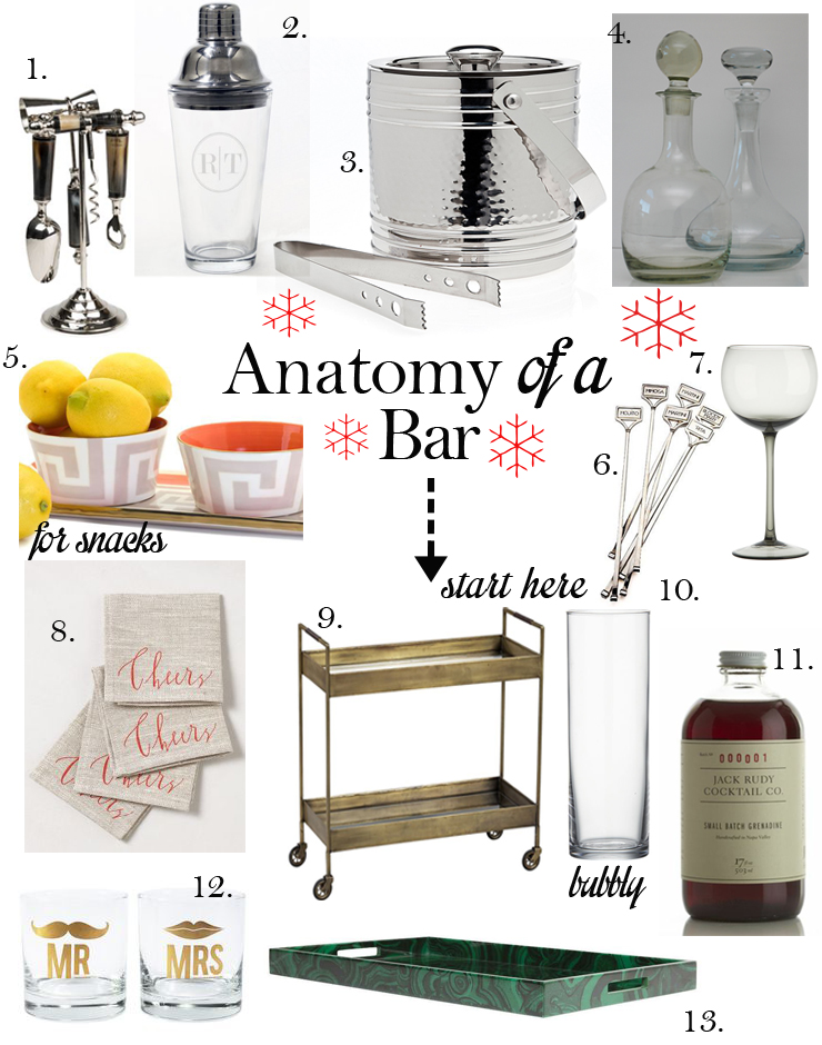 Anatomy of bar