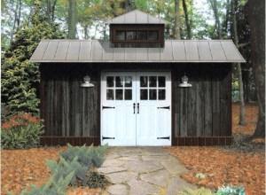 black shed9