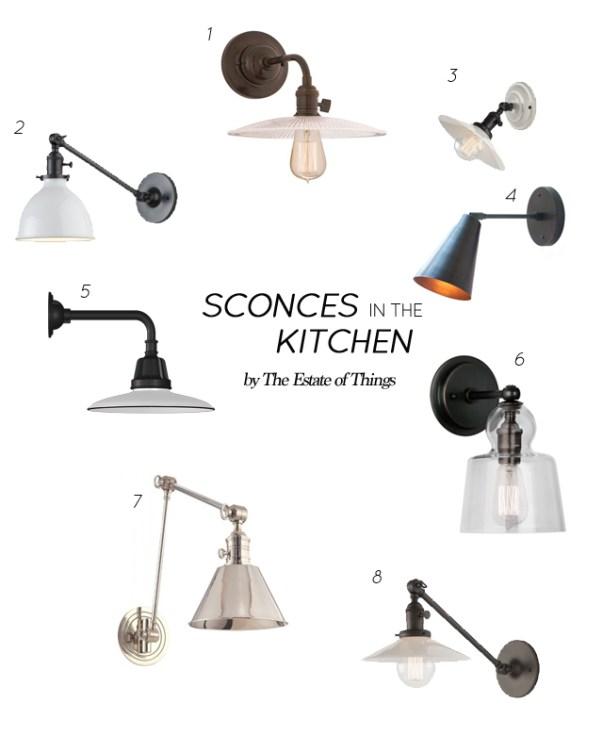Bennett Kitchen Sconces