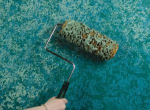 making a comeback sponge painted walls think about it the estate of things