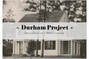 Durham Project: Kitchen Plan