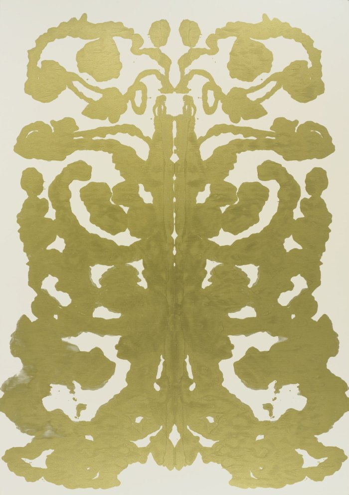 Andy Warhol Rorschach