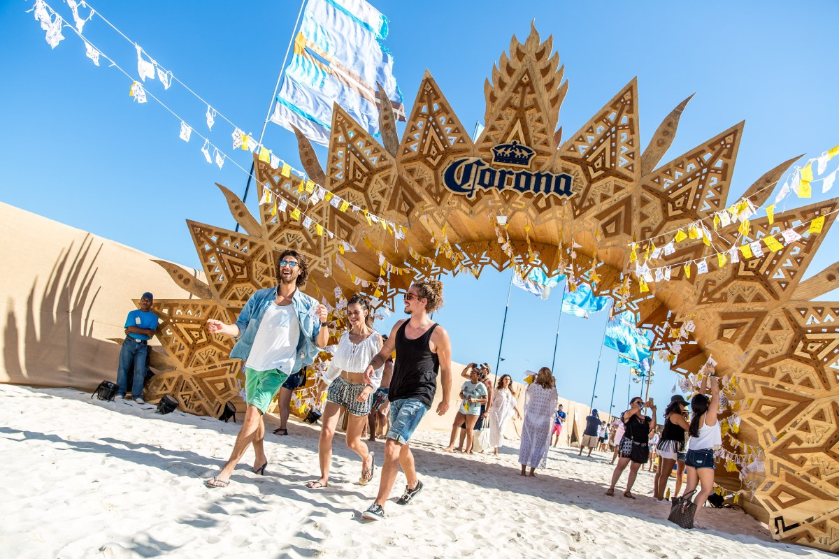 Win VIP tickets to the Corona Global SunSets Festival