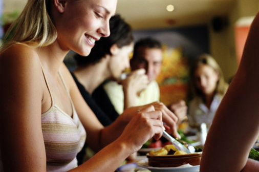 Control unwanted calories when eating out to control weight