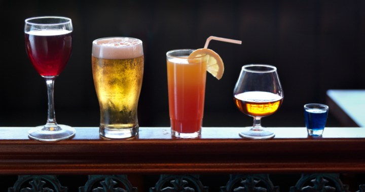 The amount of alcohol many people drink is more than they realize