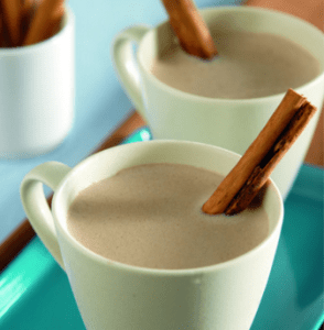 Mexican Hot Chocolate for Valentine's Day